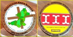 Kreis Borken Coin
