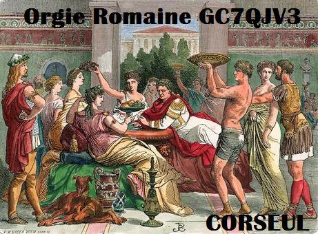 Partie orgie romaine