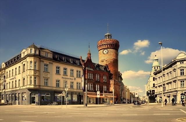 Spremberger Turm heute