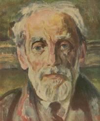 Maleri af Henrik Pontoppidan