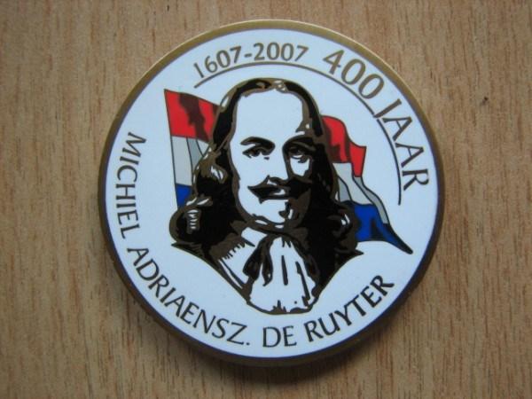 Dutch geocoin 2007 - front