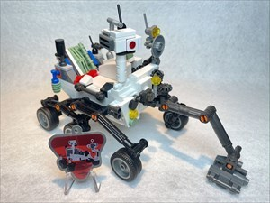 Mars Perseverance Rover Tag