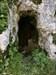 A pequena gruta