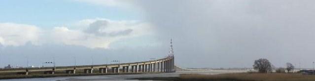 La plus belle perspective du Pont de Saint-Nazaire