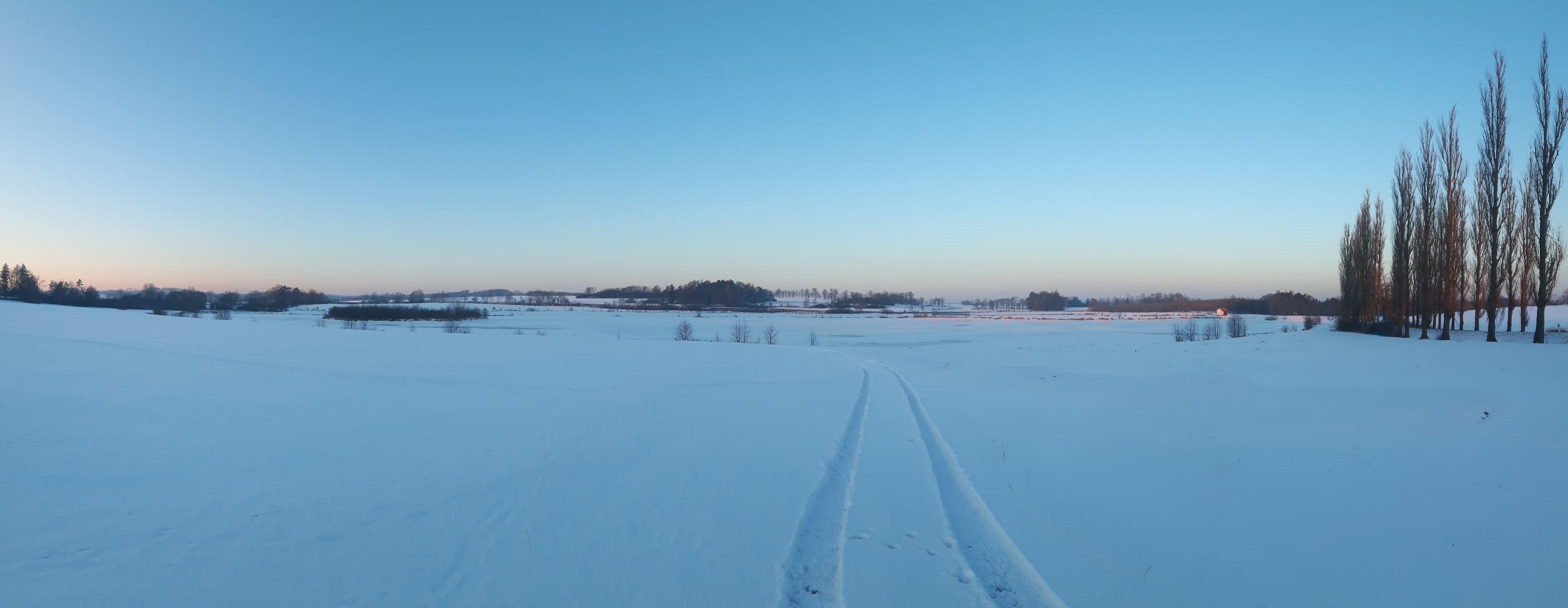 Zimni pohled