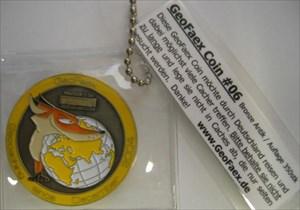 GeoFaex Coin #06 Front