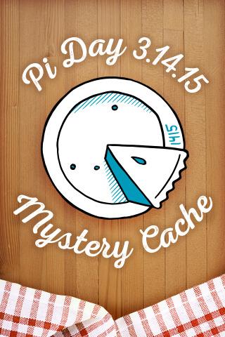 Pi Day 3.14.15 - Mystery Cache