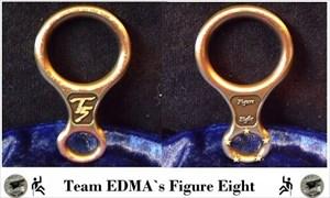 EDMA`s Figure Eight...immer beim T5 dabei