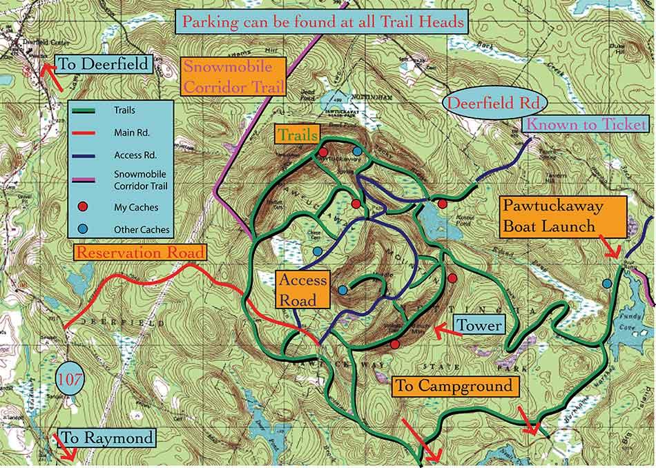 Deerfield   Hiking Around New England