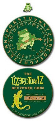Der Frosch / die Kroete / the LizardToad!!!