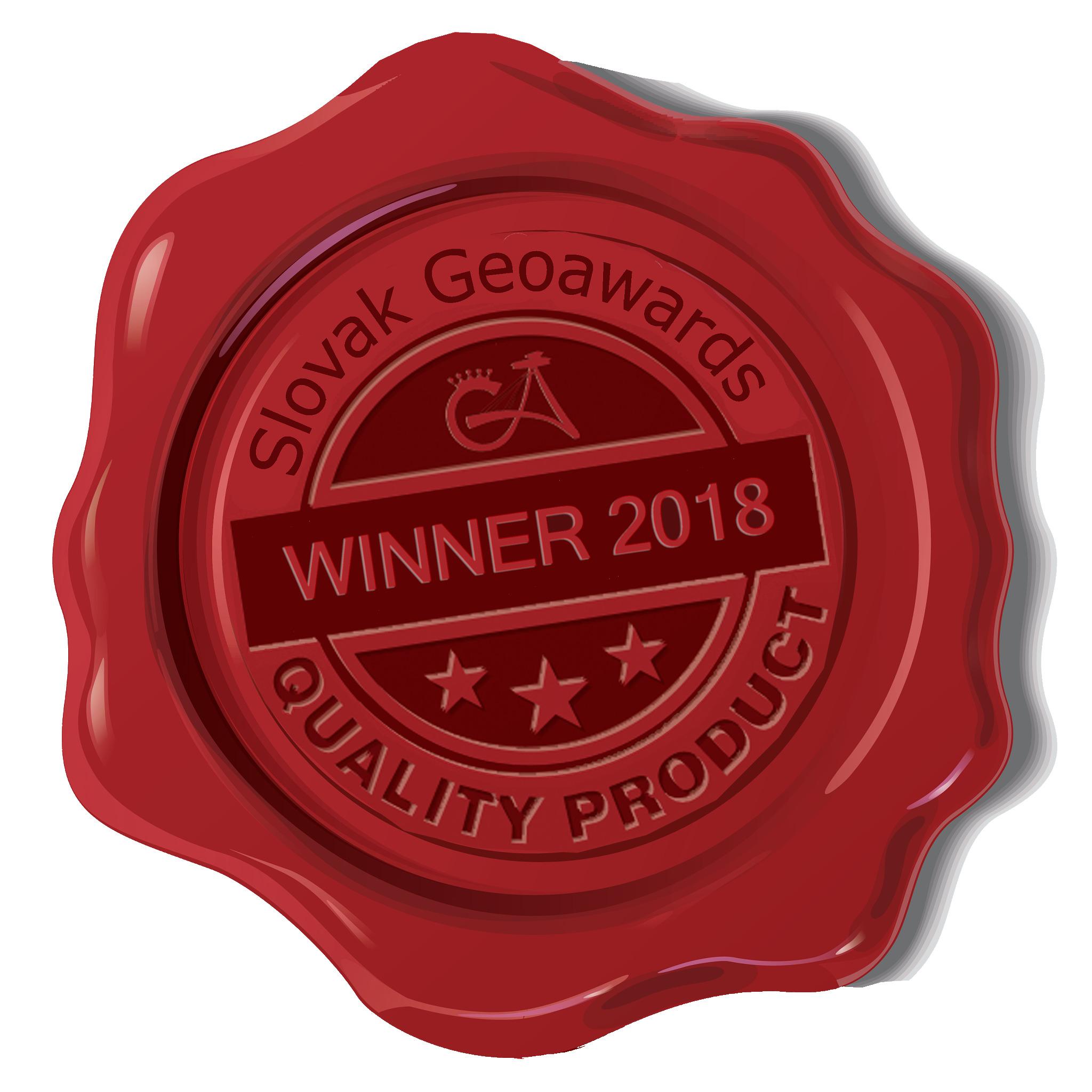 GA 2018 Winner