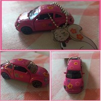 RegiLuwis Pink Beetle