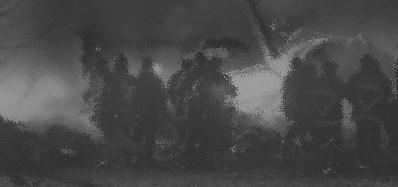 noční úklid tajné foto bezdomovců .... foceno na Elektronika C-1