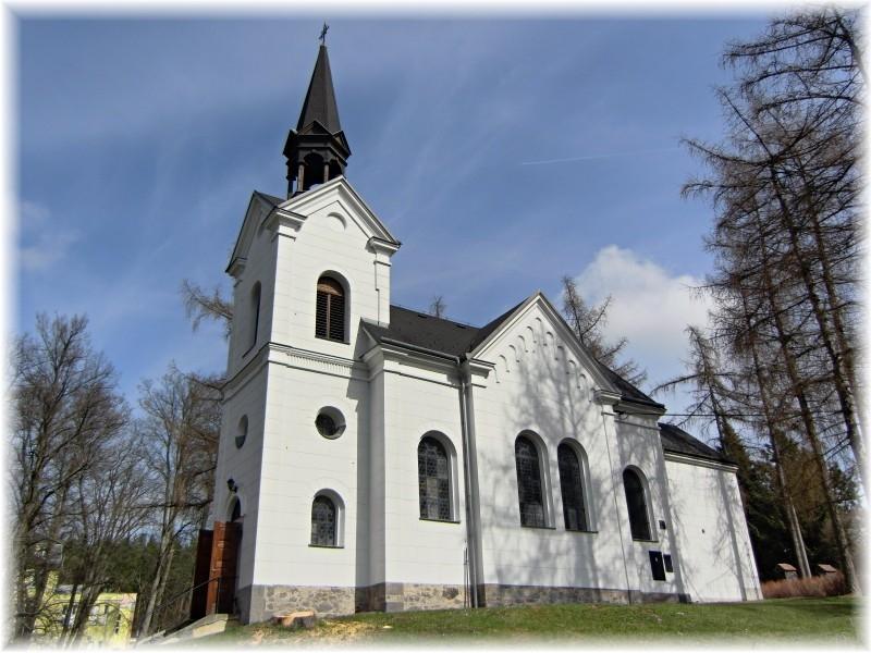 kostel na jare