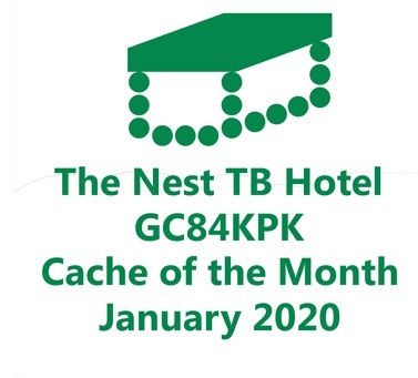 Cache of the Month Jan 2020
