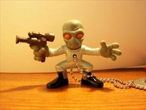 Alien Tourist #1