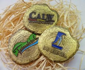 Calw Teinach Liebenzell Coin Trio