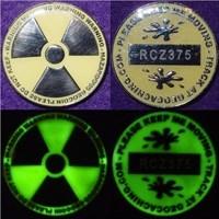 "Hazardous ""Radioactive"""