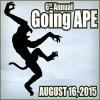Going Ape 2015