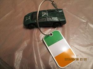Green RaceCar - 2001056