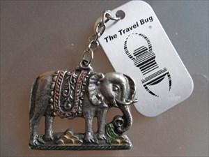 Ein Elefant auf Reisen