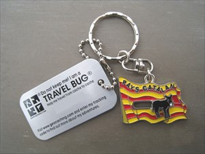 Burro Català Travel Bug
