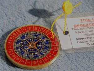 Yanagis Time 'n Space Home Runner Coin
