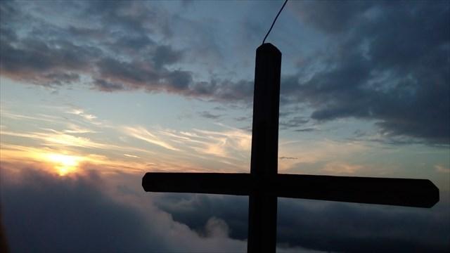 Nebeský kříž
