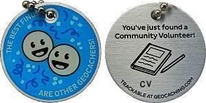 Community Volunteers Tag