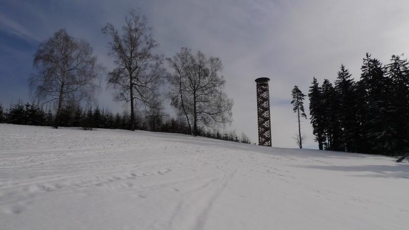 Zima na Vartovne v unoru 2010