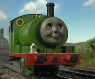 Thomas And Friends Percy And The Oil Painting Us