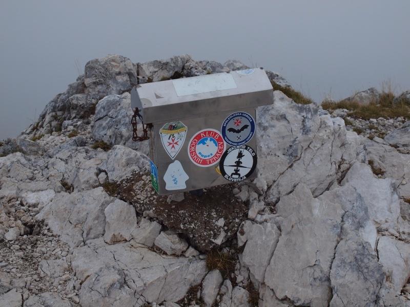 Vrh / Summit