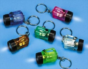 Mini Flashlight Travel Bug