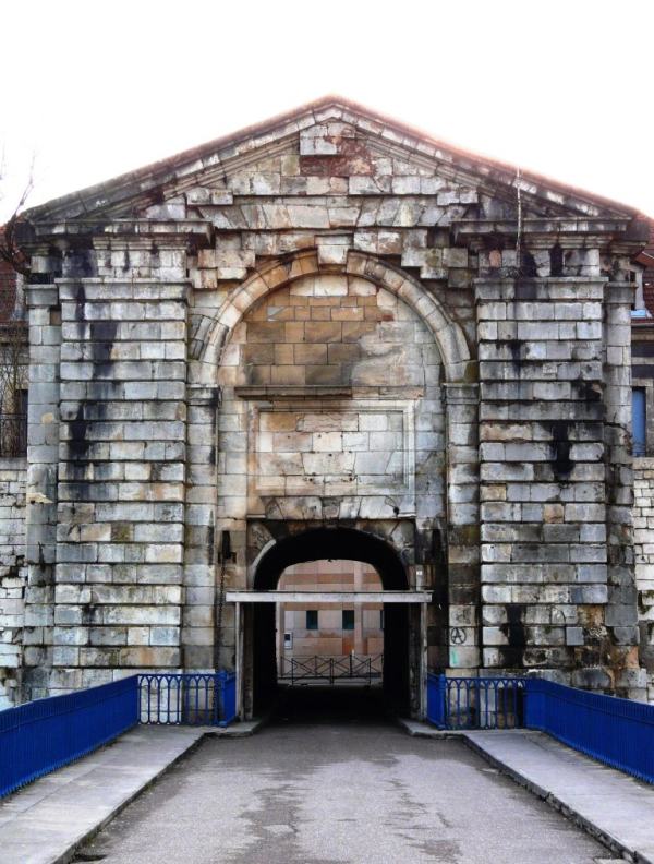 Porte de Metz