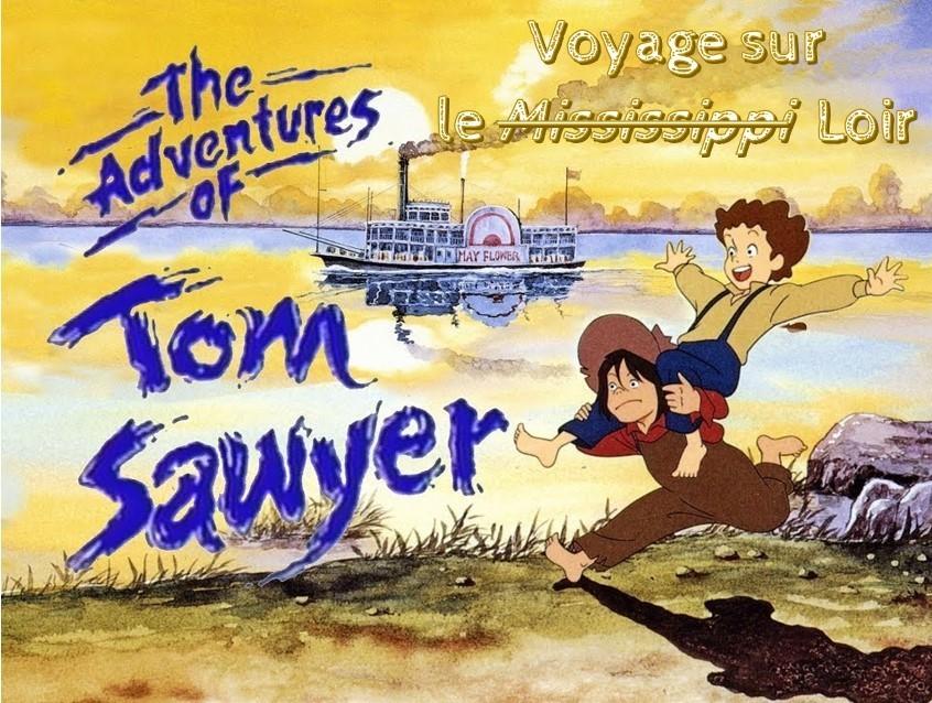 Voyage sur le Loir