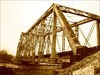 BNSF bridge with Antique effect