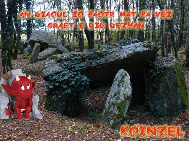 Gc65kbm la maison du diable traditional cache in for Amityville la maison du diable livre