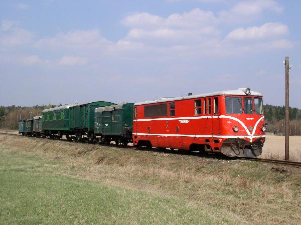 Vlak na Radosti