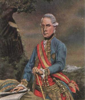 Generál Ernst Gideon von Laudon