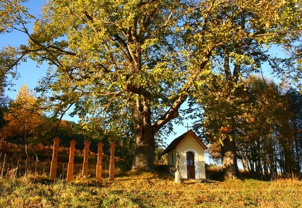 Kaple sv. Martina a umrlčí prkna