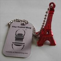 TB Eiffel Rouge