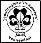 Logo van 'De Zwervers'.