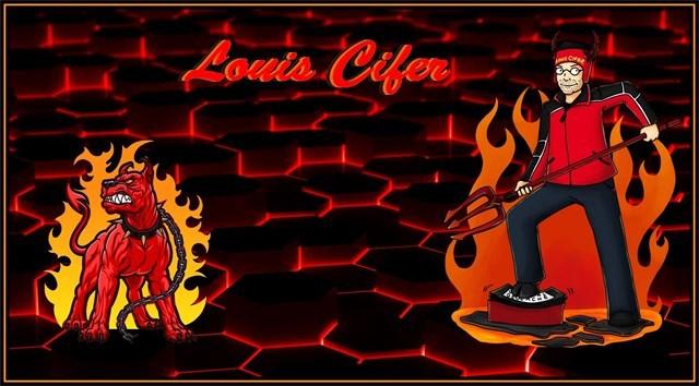 LOUIS CIFER und CERERUS