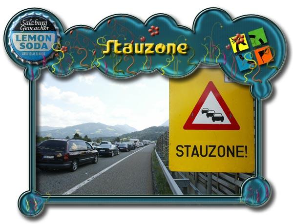 Stauzone