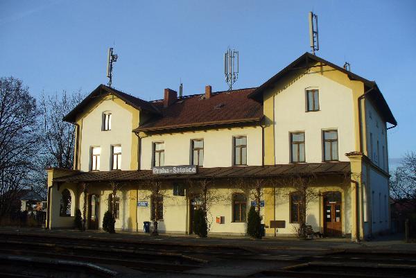 Nadrazi Praha - Satalice