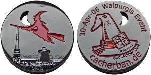 Walpurgis Night Geocoin