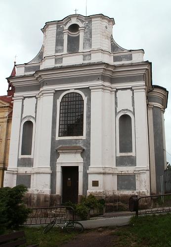 Kostel Sv. Vaclava
