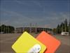 Olympiastadion Berlin am 20.5.07