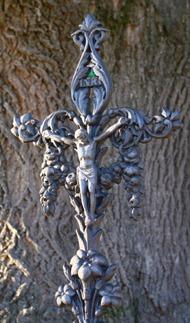 Křížek ukaple