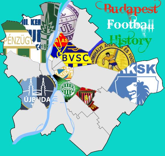 GC3C862 Budapest Football History # 5 - VASAS (Traditional